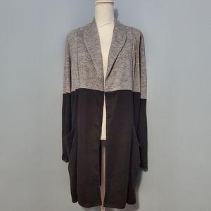 Nwt Doe & Rae Long cardigan size medium